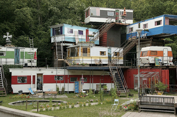Tennessee trailer park penthouse
